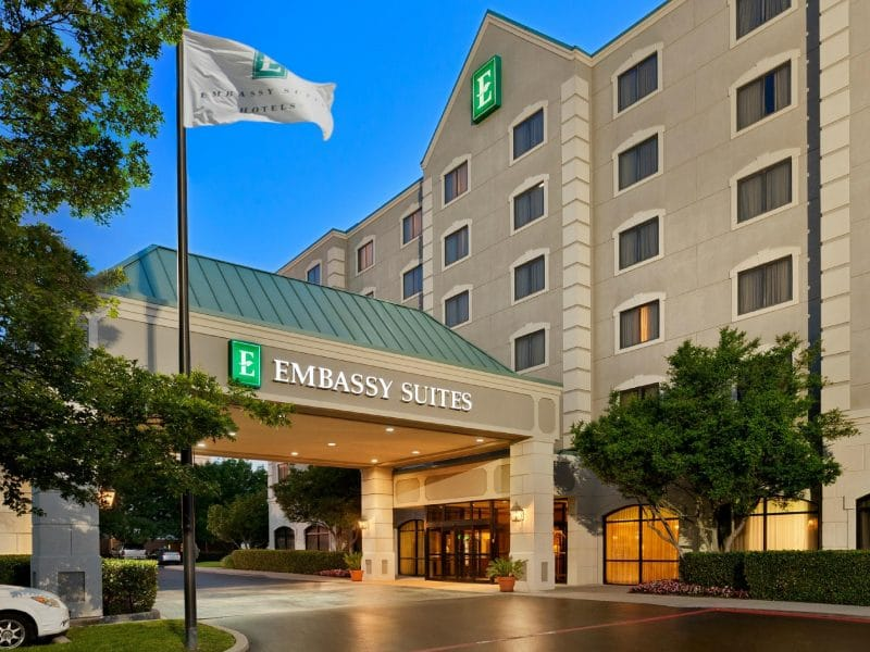 Embassy Suites—Dallas, TX